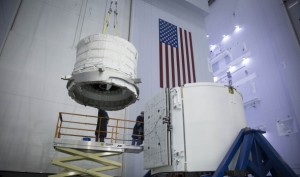 Inflatable Spacecraft Launches, Falcon 9 Successfully Returns to Earth