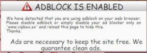 How Ad Blockers Have Triggered an Arms Race on the Web