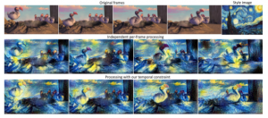 Algorithm Clones Van Gogh's Artistic Style and Pastes It onto Other Images, Movies