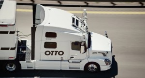Self-Driving Trucks May Hit the Road Before Google's Cars