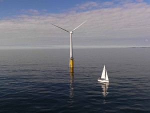 Floating Wind Farms: Great Concept, Implausible Economics