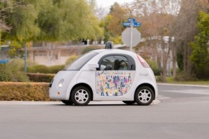 Google's Self-Driving Cars Have Learned How to Honk