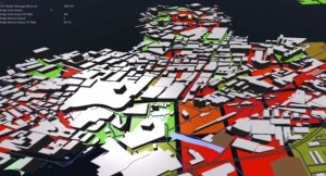 Seeing a City's Every Detail in a Real-Time Simulation