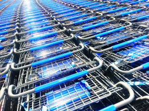 Walmart's Robotic Shopping Carts Are the Latest Sign That Automation Is Eating Commerce