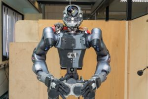 New WALK-MAN Robot Is Slimmer, Quicker, Better at Quenching Your Flames