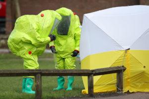 U.S. Spy Agencies Seek Tech to Identify Deadly Chemicals From 30 Meters Away