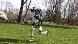 Video Friday: Atlas Jogging, Drive.ai Launch, and Robotic Warehouse