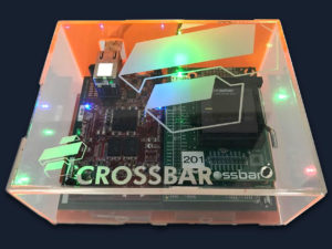Crossbar Pushes Resistive RAM into Embedded AI