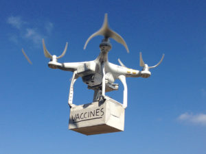 Drone Delivery Becomes a Reality in Remote Pacific Islands