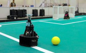 Video Friday: Robot World Cup, New Co-Bots, and 1000 SpotMinis
