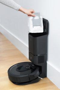 iRobot Develops Self-Emptying Roomba