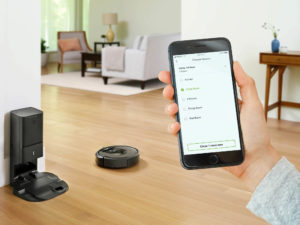 New Roomba i7+ Has Persistent Maps, Selective Room Cleaning, and Automatic Dirt Disposal