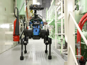 North Sea Deployment Shows How Quadruped Robots Can Be Commercially Useful