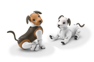 Sony Upgrading Aibo With New Home Security Features, API Access
