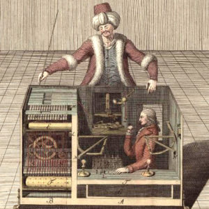 Untold History of AI: Charles Babbage and the Turk