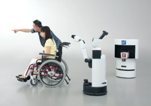 Robots Will Help Spectators at Tokyo 2020 Olympics