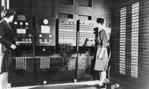 Untold History of AI: Invisible Woman Programmed America's First Electronic Computer