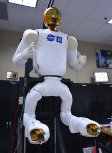 NASA's Robonaut to Return to Space Station With Legs Attached