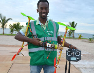 Tanzania's Homegrown Drone Industry Takes Off on Bamboo Wings